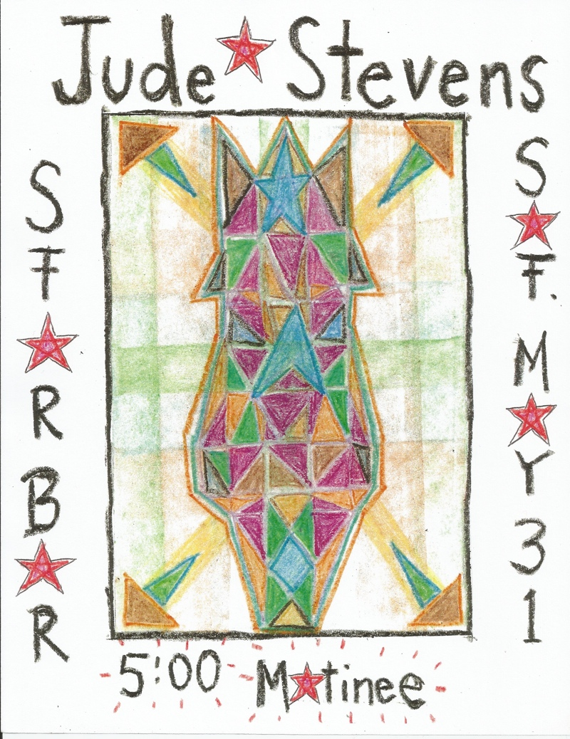 Jude Stevens / Sara Rachele — May 31, 2014 — The Star Community Bar, Atlanta, GA