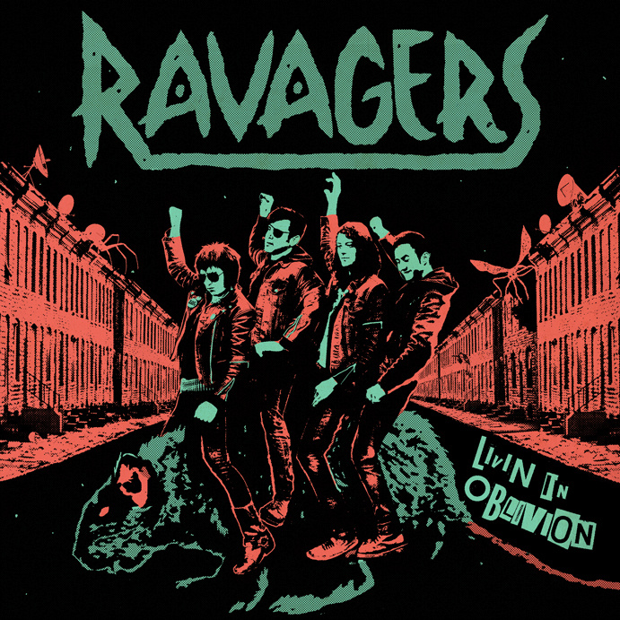 Ravagers — July 9, 2014 — The Star Community Bar, Atlanta, GA