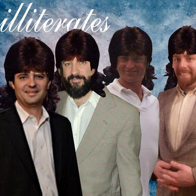 Illiterates  — August 13, 2014 — The Star Community Bar, Atlanta, GA