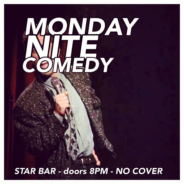 Rotknee Presents: Monday Night Comedy — September 15, 2014 — The Star Community Bar, Atlanta, GA