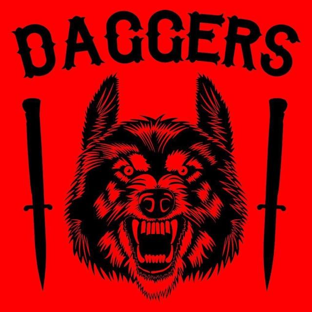 Daggers— October 4, 2014 — The Star Community Bar, Atlanta, GA