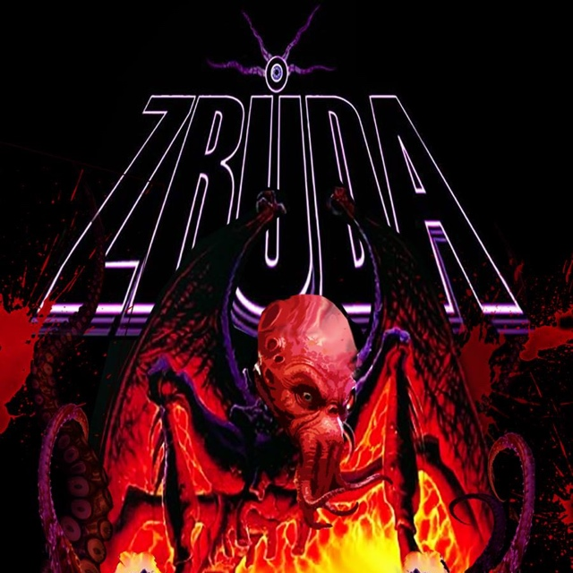 Zruda — October 16, 2014 — The Star Community Bar, Atlanta, GA