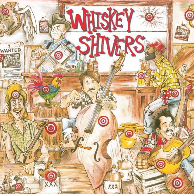 Whiskey Shivers — December 5, 2014 — The Star Community Bar, Atlanta, GA