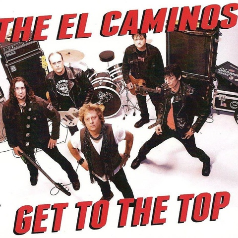El Caminos — December 6, 2014 — The Star Community Bar, Atlanta, GA