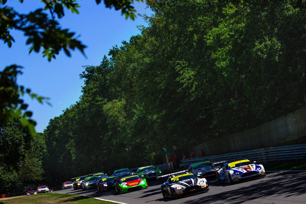 British GT - Brands Hatch