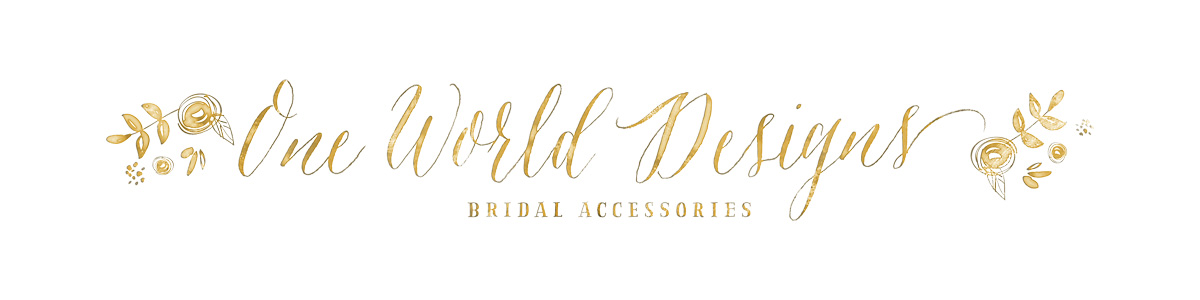 One World Designs Bridal Accessories