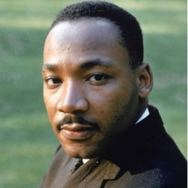 Hate cannot drive out hate; only love can do that. -MLK Jr. #mlkjr #remember