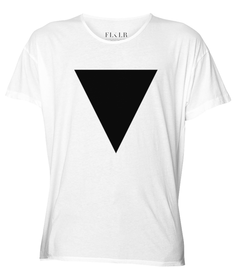 Triangulo Blk/Wht $32