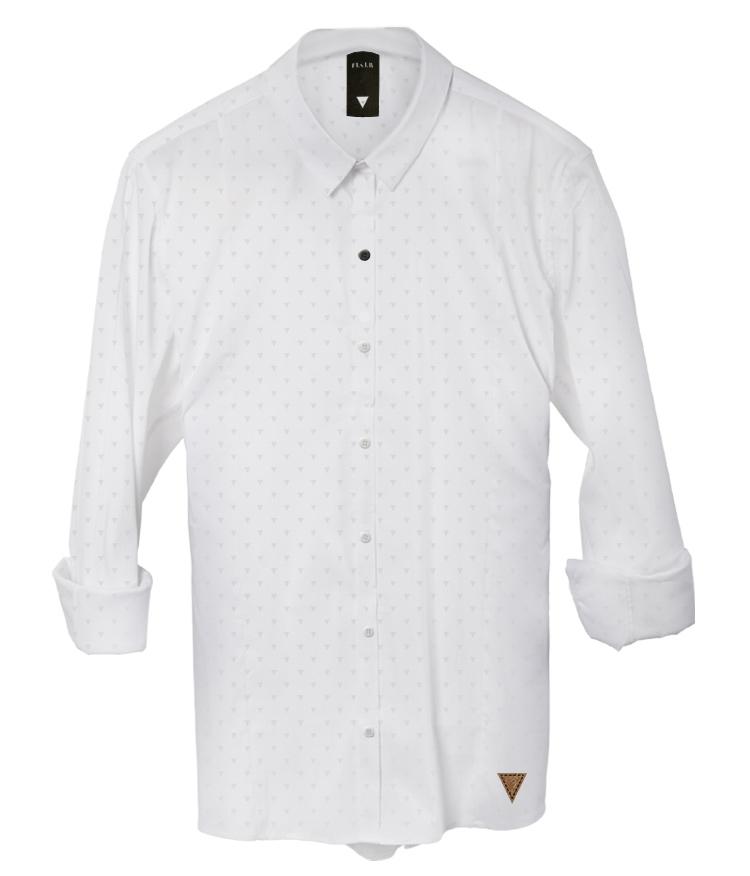 Button Up Please/Wht $65