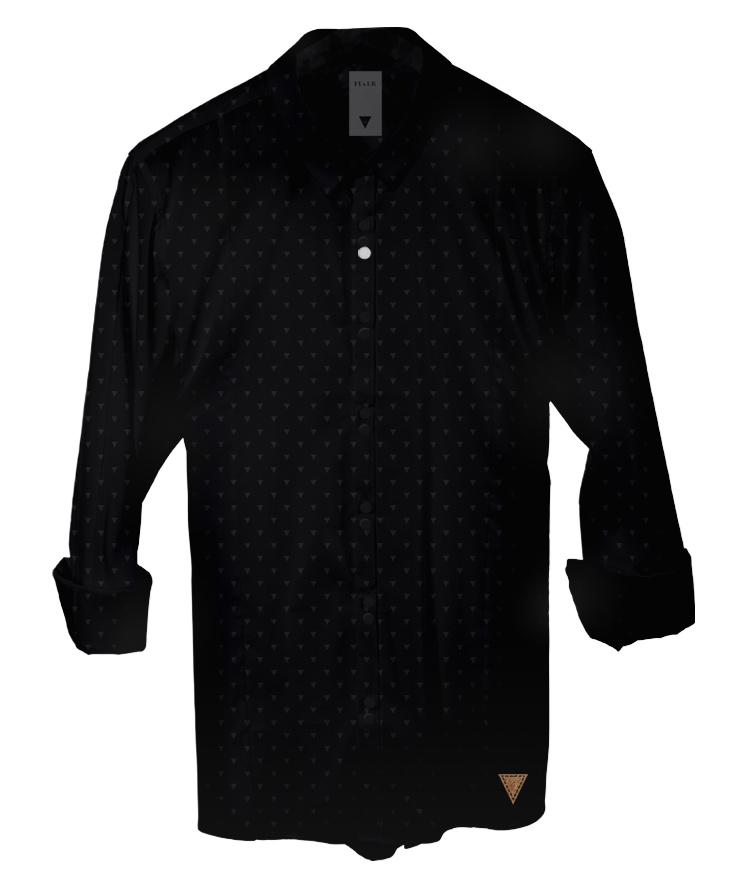 Button Up Please/Blk $65