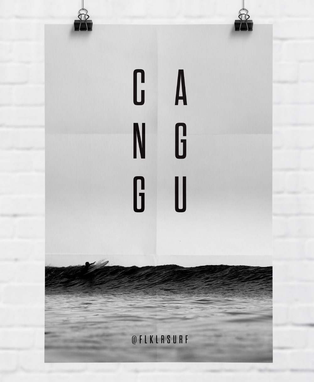 — Canggu Poster