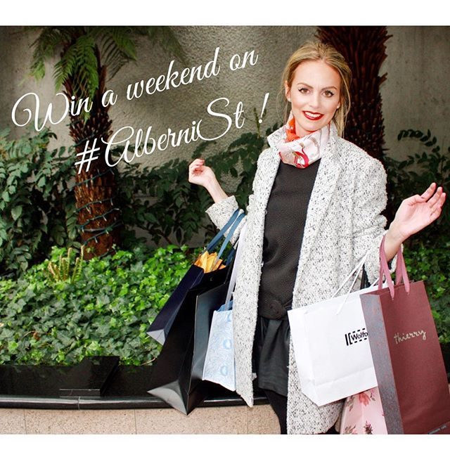 Win an unforgettable and glamorous experience on Alberni Street! See link on our profile for details on how to enter!