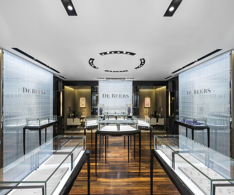 DE BEERS - Website