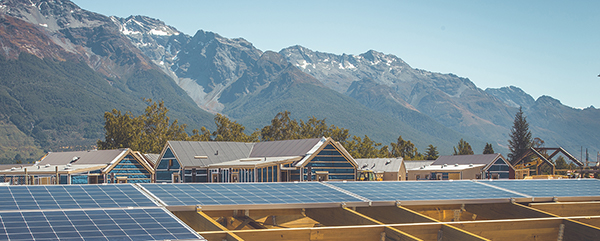 Camp Glenorchy Follow our progress as we commission our Smart Building systems, building monitoring, and building user apps at this world-class demonstration of sustainability.