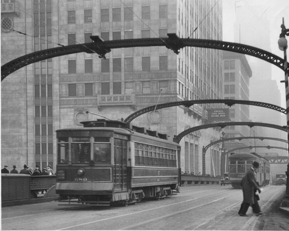 Commonwealth Edison owned and operated streetcar lines in Chicago — not merely power lines.  Photo credit  |  CC BY-NC-ND 2.0