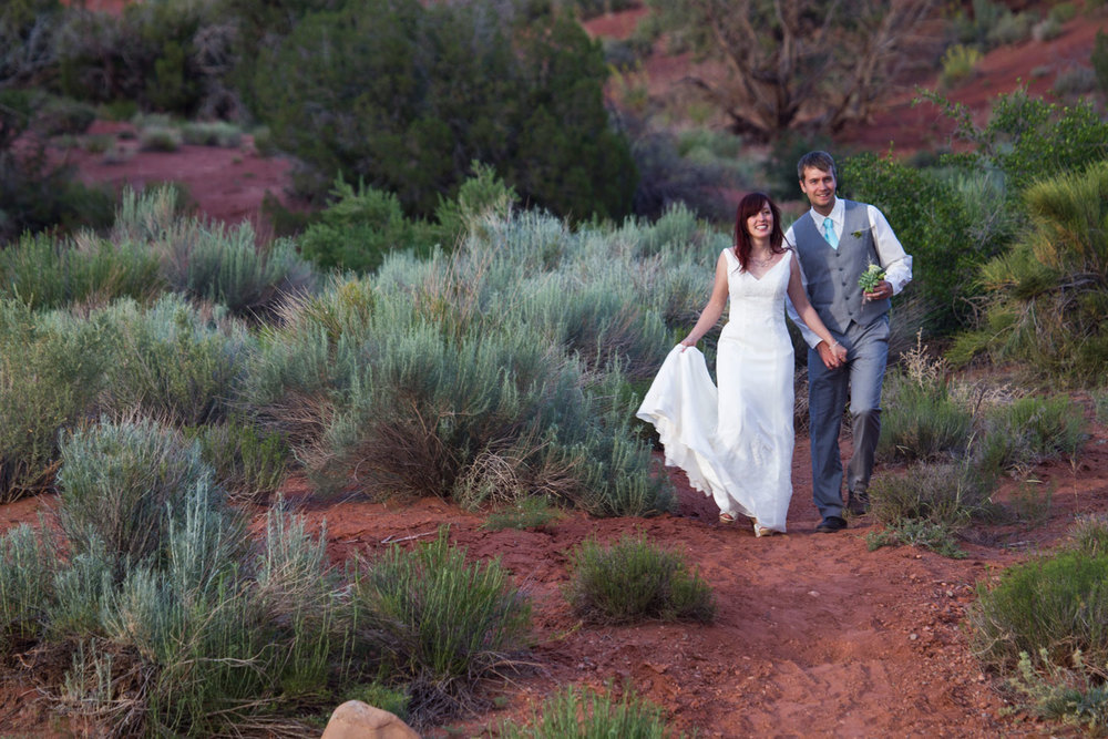 Congratulations, Jon and Jana.