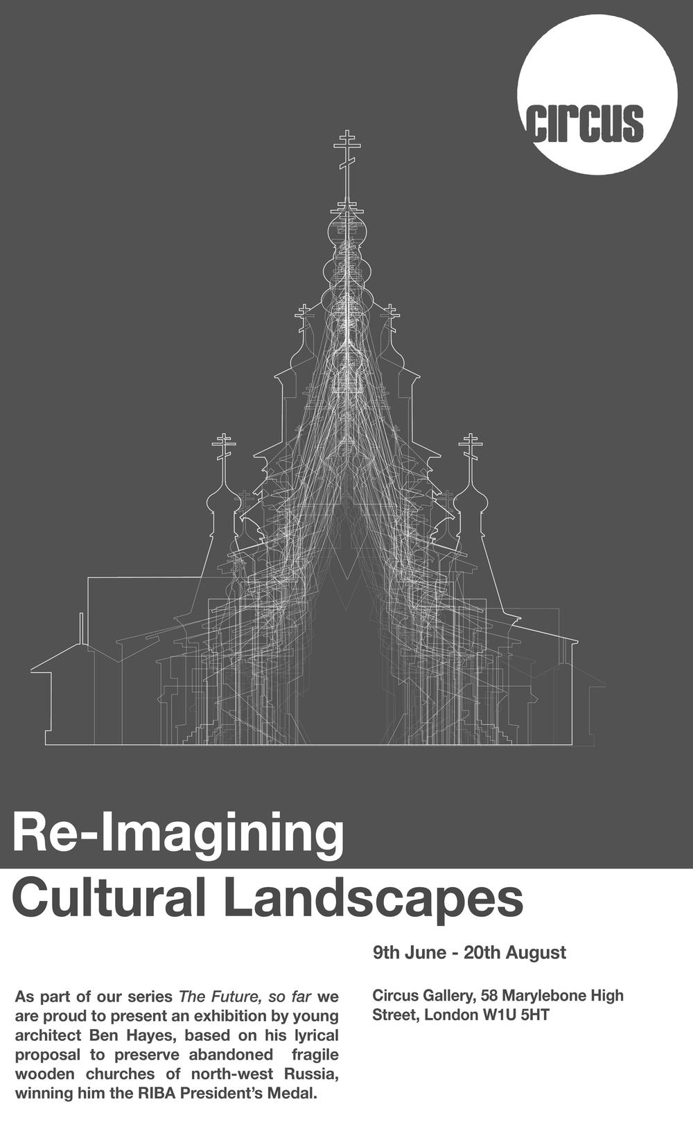 Ben Hayes: Re-Imagining Cultural Landscapes
