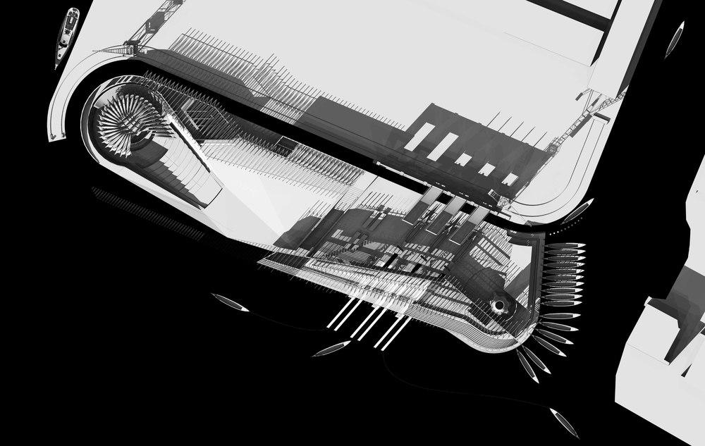 Studio Hayes | Giudecca Architecture Proposal