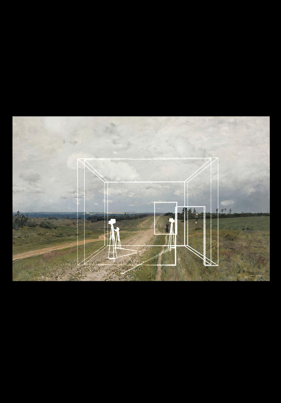 Studio Hayes | Augmented landscape installation