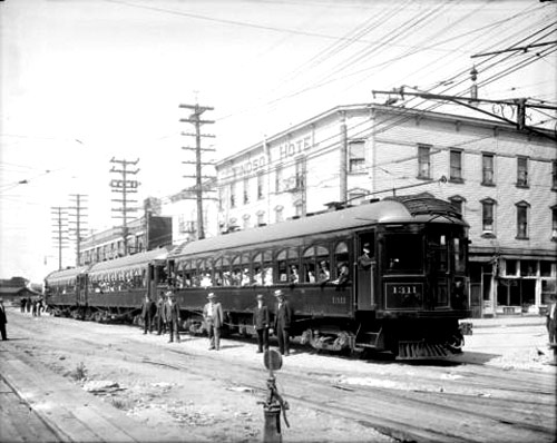 B.C. Electric Railway Company