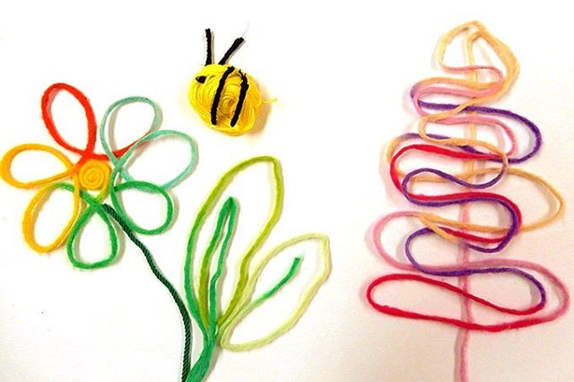 Bring out your inner child tomorrow at #Lot19 ! Join @artstarts in being creative with string from 12pm to 2pm, open to people of all ages! #PerchPark