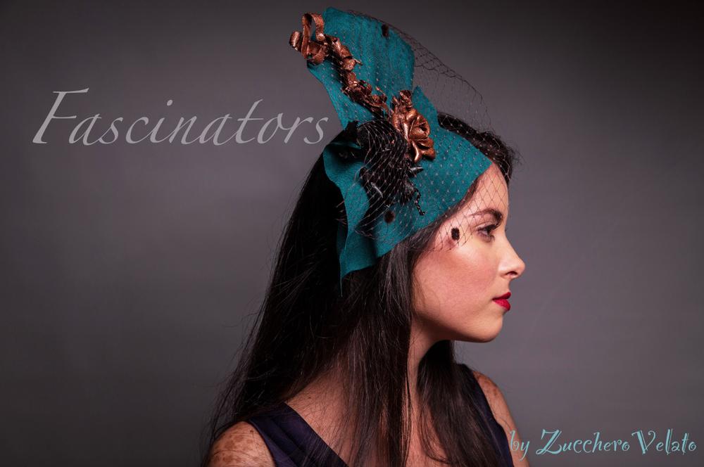 Sombreros hechas a mano, diseñados por Charleen Hidalgo, Fotos de Hector Mirabal Fotografia