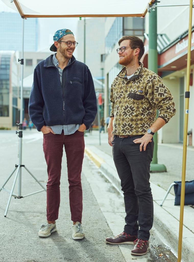 Evan&David