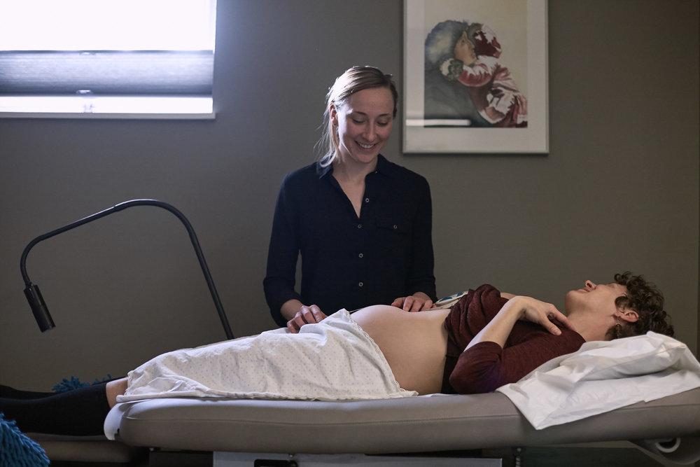 Pregnancy-Checkup