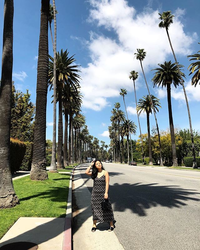 """Protective of my soul— where've you been? Is your GPS even on—where've you been? 🌴☀️💕✈️ . . ________ #LosAngeles— it's been real. Thank you for filling my soul with all the sun, the endless eating, """"interesting"""" characters, the breathtaking views and the countless amazing/ memorable moments with my sister @mekenika. XOXO from this east coast babe. #FayyysBirthdayTrip2019 . . (Ps— thank you @westjet for saving our butts and getting us on the soonest/ safest flight back to YYZ 😩💕🙏🏼)"""
