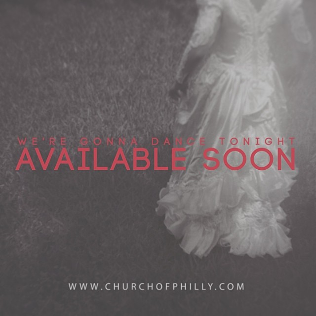 It's happening!  Friday / 10am / churchofphilly.com