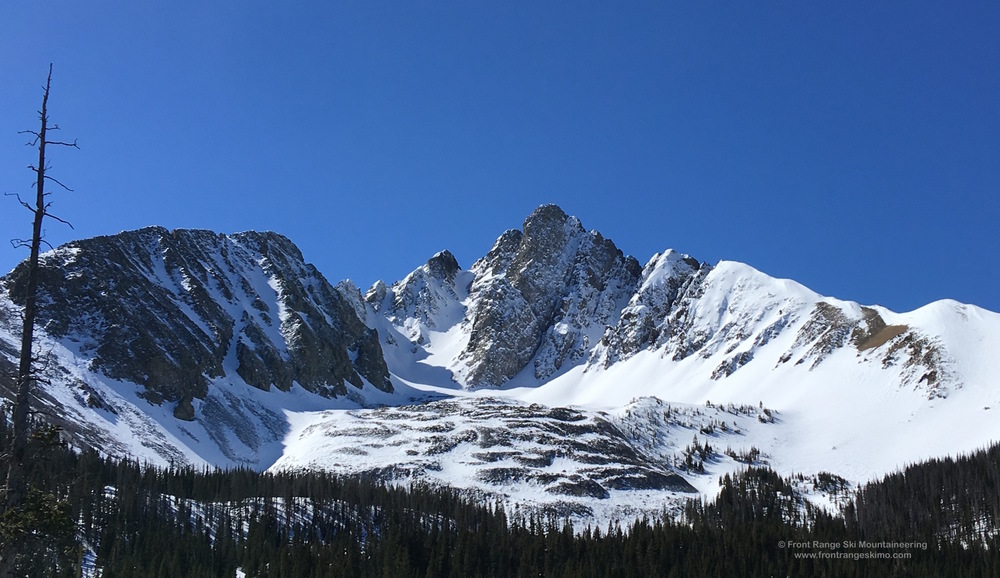 The Grand East Basin of Nokhu Crags.