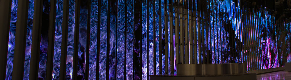 Cirrus - Generative organic tapestry