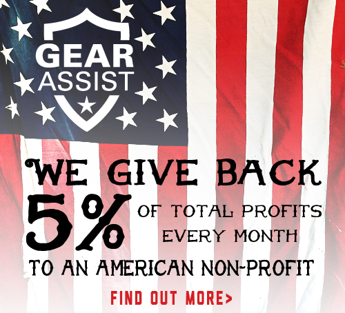 Gear Assist Gives Back 5 Percent Every Month to an American Non Profit.jpg