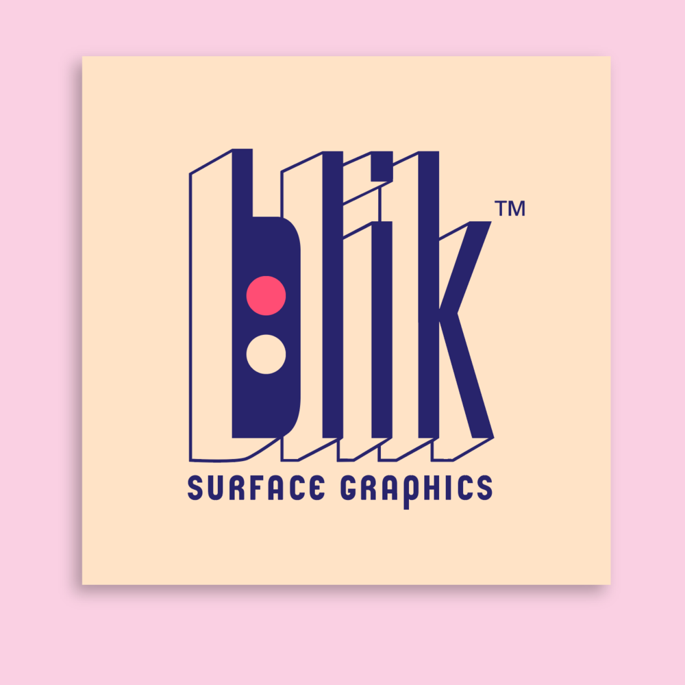 BLIK SURFACE GRAPHICS