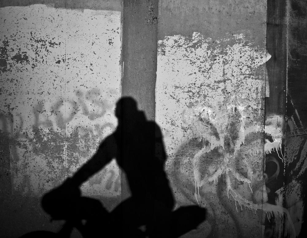 Biker portrait. (c) Josh Spice 2014