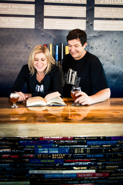Colorado breweries take inspiration from literature by John Frank at the Denver Post