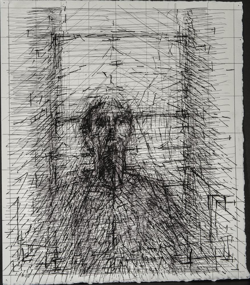 Ink on Paper Jesse Thomas