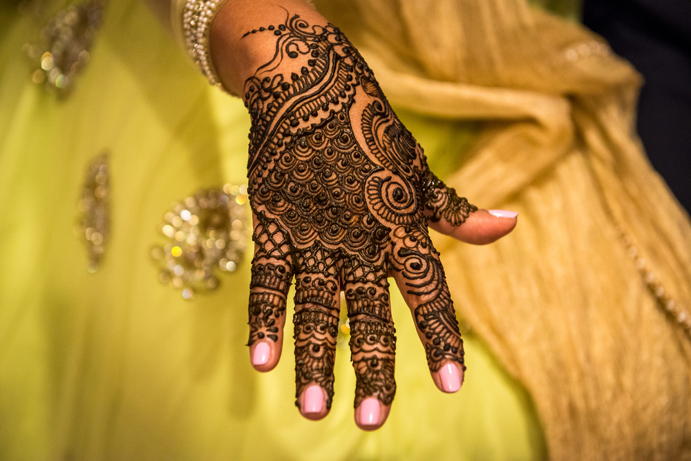 Henna Party Photography