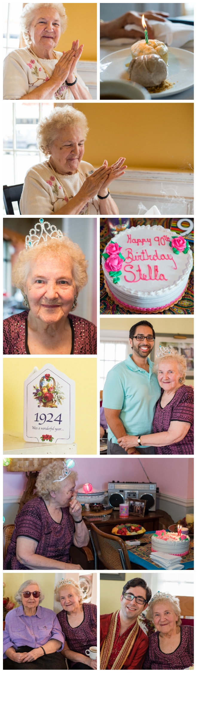 grandmas-90th-collage