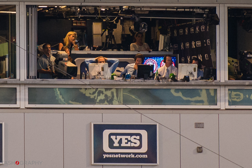 Michael Kay, Paul O'Neill, and David Cone