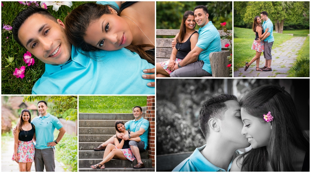 Couples Photography Session at Waveny Park in New Canaan, CT - ©Tashography Summer 2014