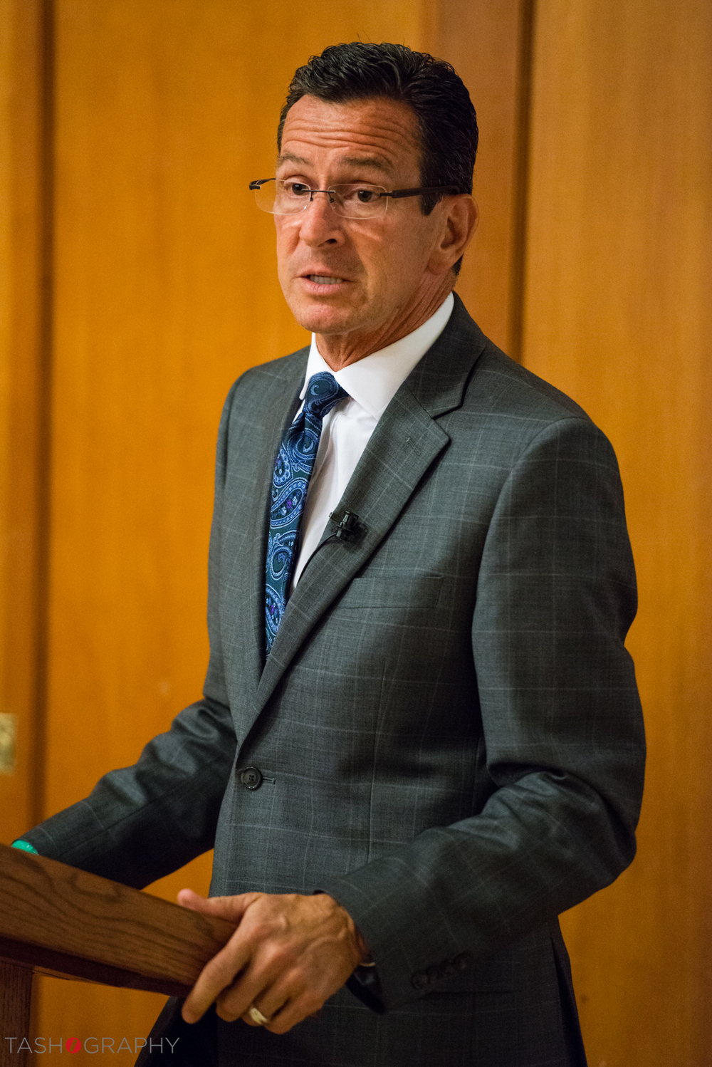 Governor Dannel P. Malloy