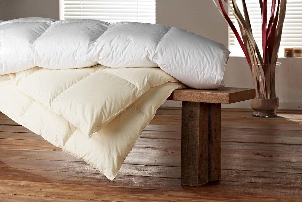 Long-Lasting Comforters