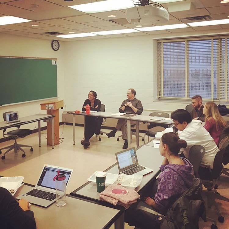 Work+Life Balance Workshop at MSU