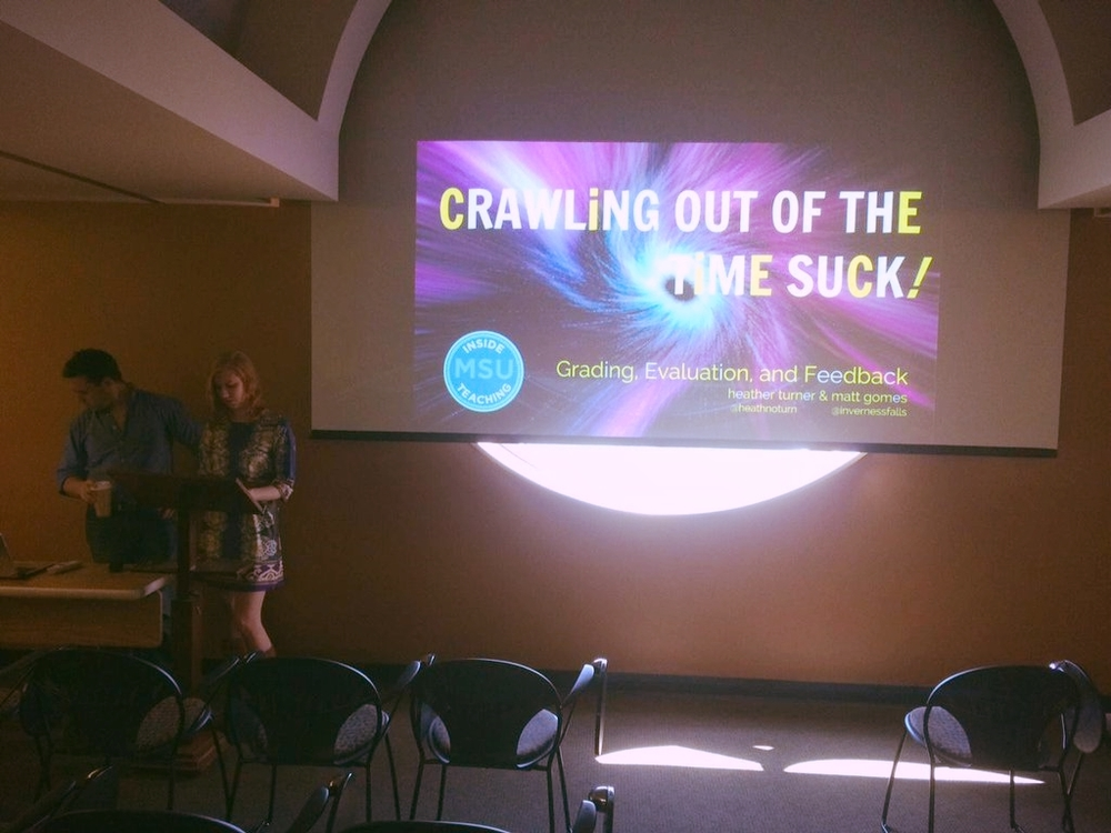 Inside Teaching Workshops at MSU
