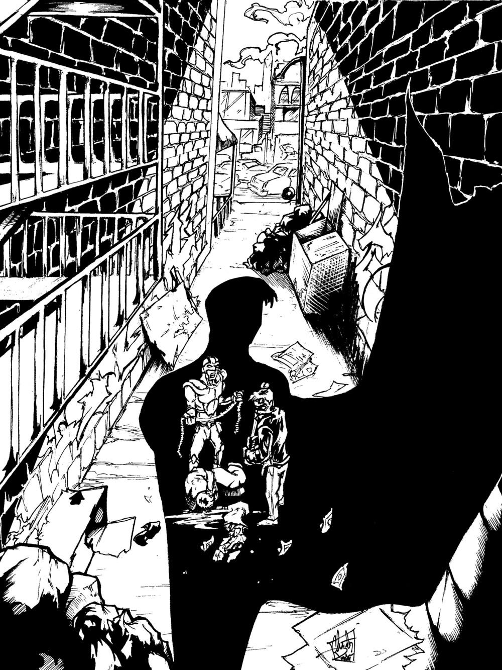 Vigilante Alley