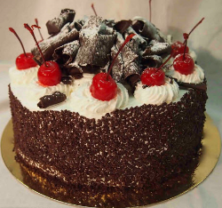 Kirschtorte (Black Forest Cake)