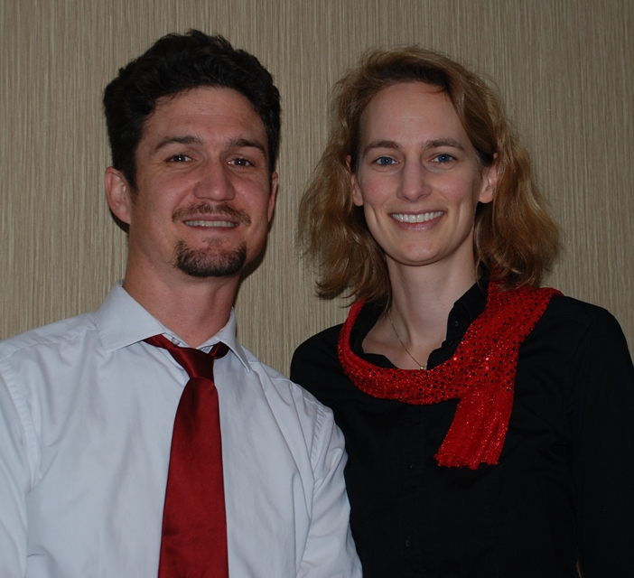 Aaron & Anna Johnson     Choir Coordinators