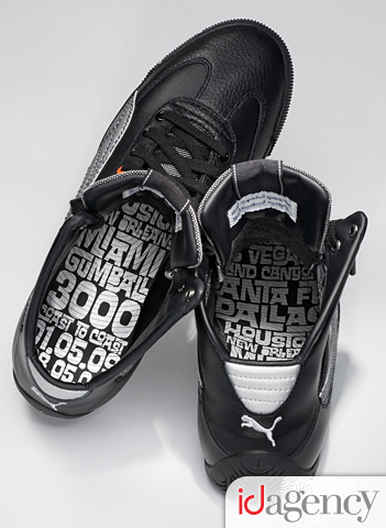 Gumball 3000 edition Speed Cat 2.9 Mid