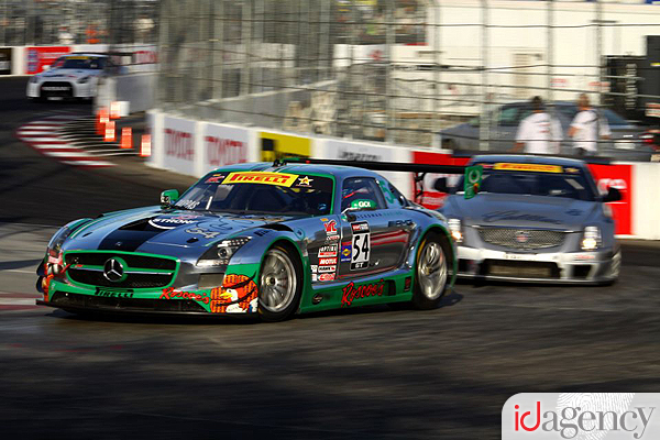 Blackswan SLS & Cadillac Racing